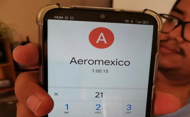Horas de espera y 20 mil pesos extra, eso costó a 4 viajeros salir de Oaxaca tras, cierre del aeropuerto