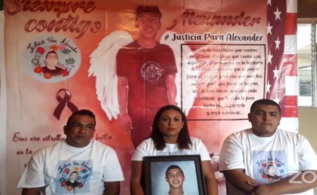 Familia de Alexander, futbolista de 16 años asesinado por la policía en Oaxaca, denuncia protección de edil a responsables