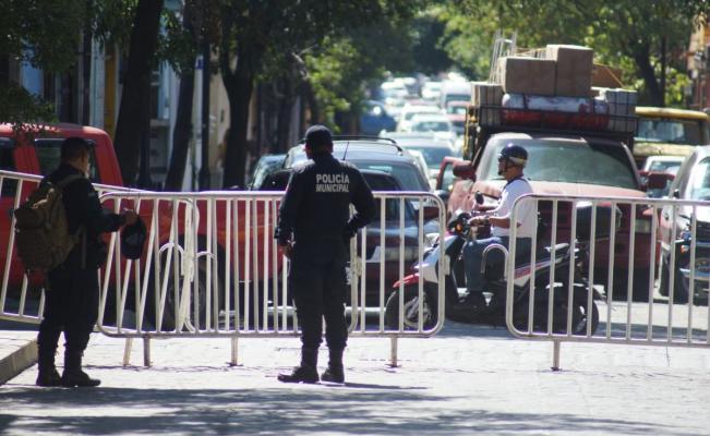 Operativo contra ambulantes en Centro Histórico de Oaxaca continuará hasta diciembre: edil