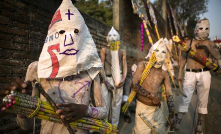 Discriminación y desprotección jurídica, la vida de indígenas en Oaxaca