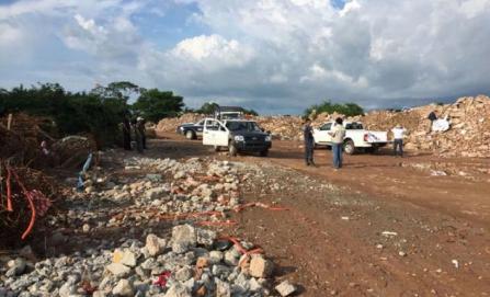 Profepa vigila residuos de demoliciones por sismos