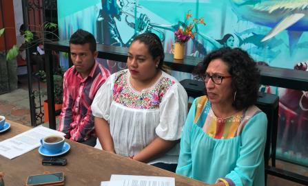 Denuncian desatención a casos de violencia política en Oaxaca