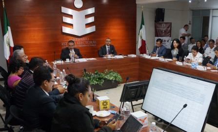En Oaxaca, gastos de precampaña ascenderán a cerca de 24 millones pesos