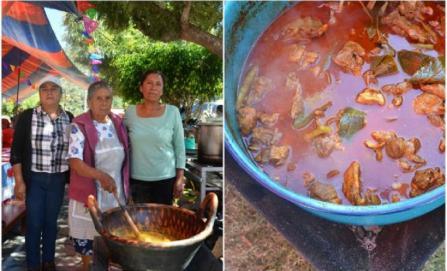 Oaxaca le rinde honores al guaximole