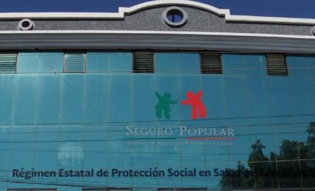 Subejerció Seguro Popular de Oaxaca recursos por más de 57 mdp