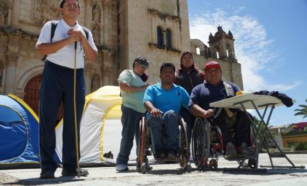 Oaxaca, lugar 14 por quejas por violaciones a derechos humanos