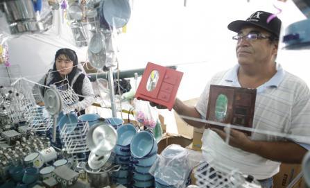 Juguetes tradicionales ganan terreno en víspera del Día de Reyes