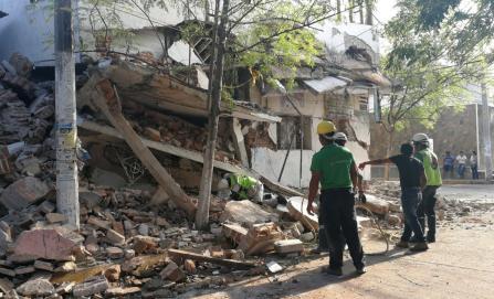 Reconstrucción por sismos superará los 9 mil mdp, afirma gobierno