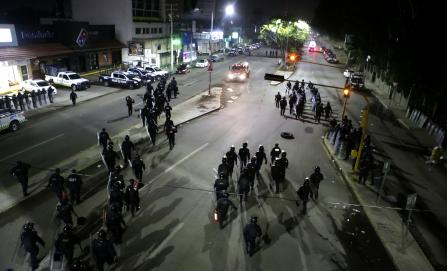 Oaxaca cae hasta 11 posiciones en su nivel de seguridad en 6 años