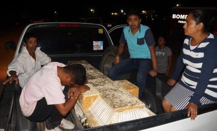 Sedena ofrece apoyo a familias de víctimas en Oaxaca