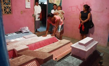 En Santiago Jamiltepec, la muerte cayó del cielo