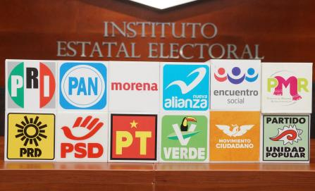 Frenan partidos políticos participación femenina