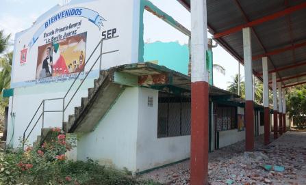 Recuento de los daños: casi mil escuelas afectadas por sismo de febrero