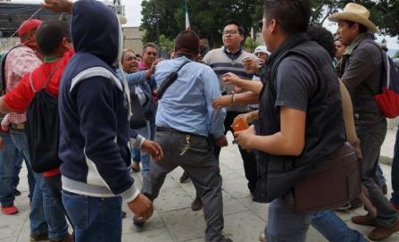 Un riesgo ejercer el periodismo en Oaxaca