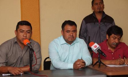 Demanda S-22 desaparición de poderes en Nochixtlán