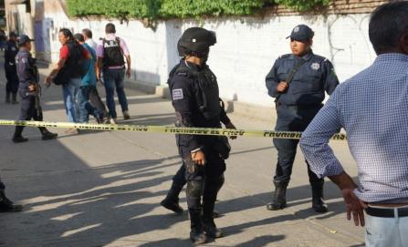 Matan a 11 en 24 horas en Oaxaca