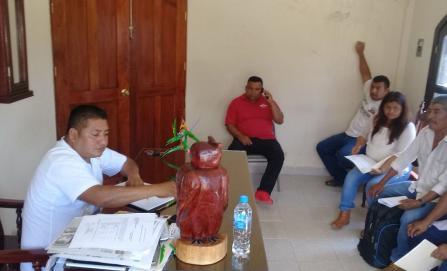 Edil de Ayotzintepec incumple con TEEO pero ya es candidato a reelegirse