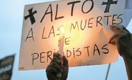 México, país mortal para periodistas, dice reporte