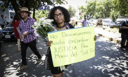 Demandan agrupaciones feministas del país exigir justicia para Sol