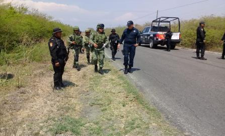 Sin éxito, Fuerza Especial de Seguridad Oaxaca, pese a 500 uniformados