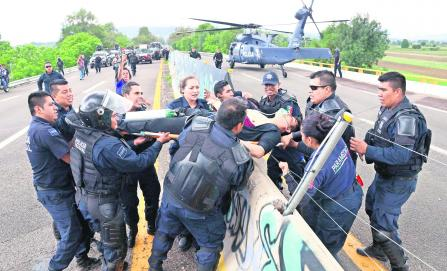 """En Nochixtlán, """"la justicia es dilatoria"""": Comité de Víctimas"""