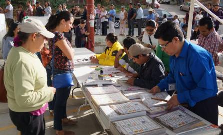 Oaxaca, 5º estado con mayor número de denuncias en la jornada electoral