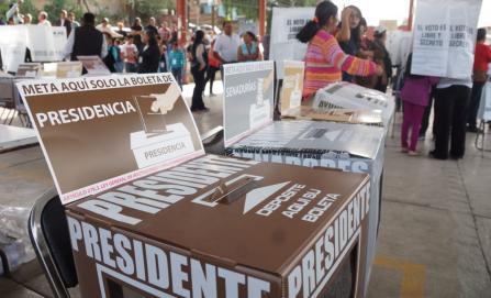Morena, carro completo en diputaciones federales y aventaja en 24 distritos locales