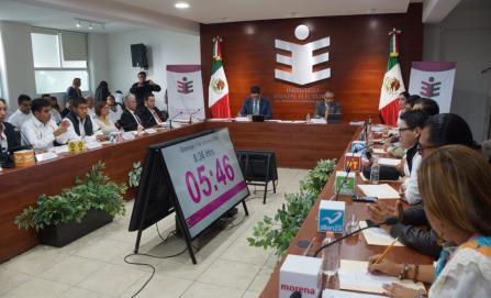 Morena y aliados logran 32 diputaciones en el Congreso de Oaxaca