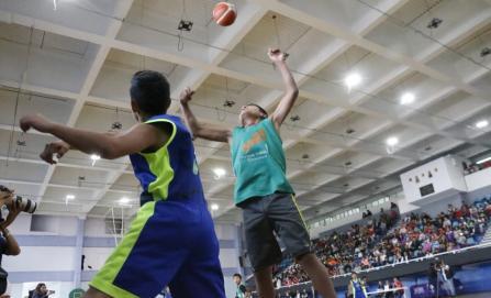 Cierran basquetbolistas triquis torneo en Ciudad de México