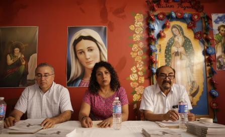 El 15% de los delitos contra migrantes se comete en Oaxaca