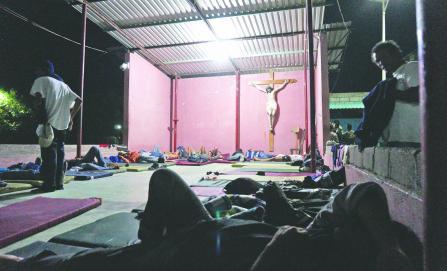 Oaxaca, tercera entidad en delitos contra migrantes