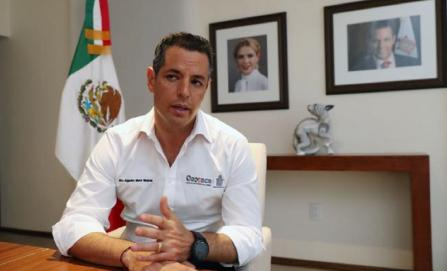 Sin sustento, protesta de alcaldesa de Juchitán: Murat