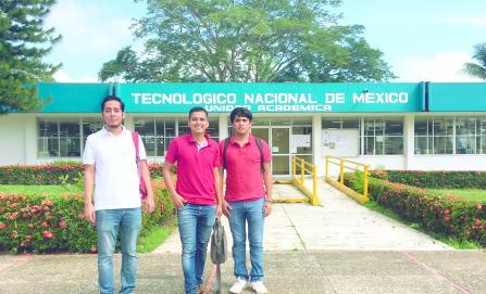 Con app, tres alumnos impulsan turismo en Tuxtepec