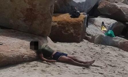 Muere joven ahogado en playa de Salina Cruz