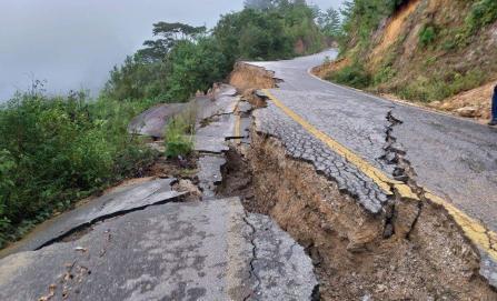 """Deja Tormenta Tropical """"Vicente"""" 11 muertos en 4 días"""