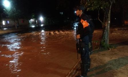 A 12 incrementa el número de víctimas por lluvias en Oaxaca