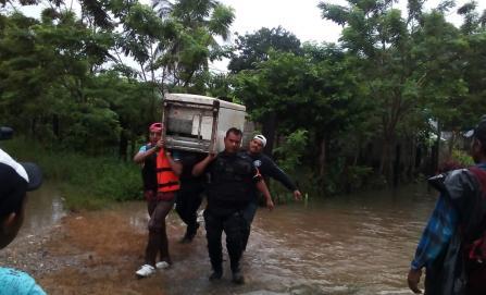 Gobierno de Oaxaca solicita declaratoria de emergencia para 100 municipios