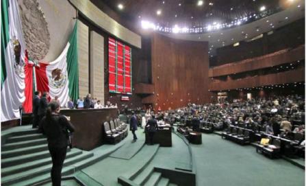Diputados posponen para enero debate de Guardia Nacional