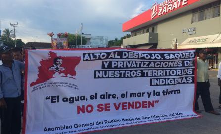 Comunidades y diversas ONG exigen suspender entrega de títulos mineros