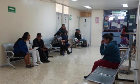 Suman en Oaxaca 158 casos de influenza, con 13 decesos