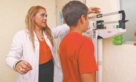 Con sobrepeso u obesidad, 28 de cada 100 menores de edad en Oaxaca