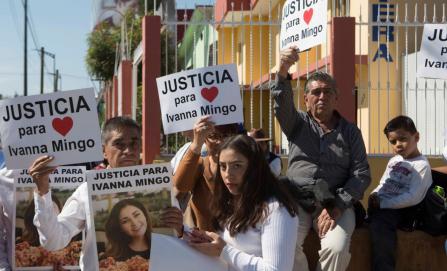 Exigen agilizar proceso judicial del caso Ivanna Mingo