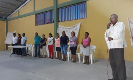 Ante ausencia de edil en San Dionisio, nombran a autoridades comunitarias