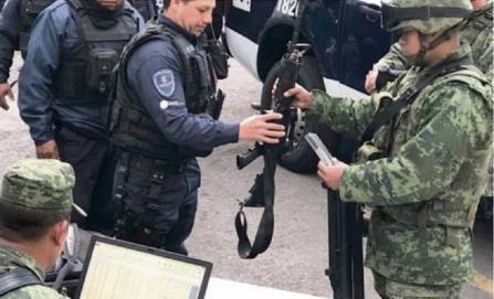 Pide México a ONU apoyo para capacitar a Guardia Nacional