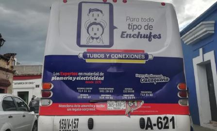 """Sancionan campaña """"Échese su piropo"""" por incitar al acoso en Oaxaca"""