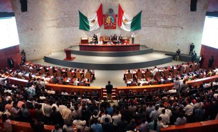 Se suma Oaxaca a la aprobación de la Guardia Nacional