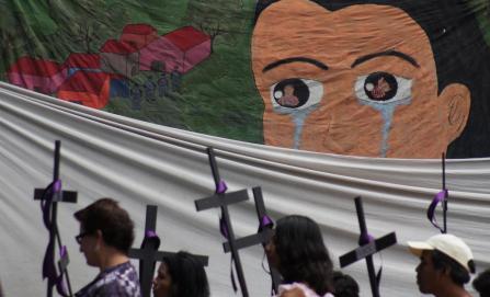 Desconoce gobierno cifra de niños víctimas de feminicidios