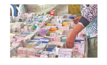 Imparable, mercado negro de medicinas