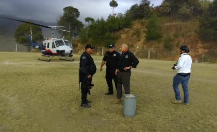 Cumple 24 horas retenido jefe policiaco en Juquila