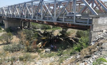 Buscan fosas clandestinas y restos humanos en Tehuantepec